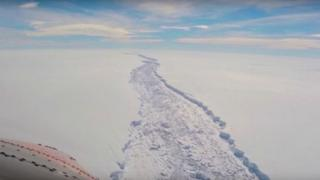 В Антартиці зараз середина зими
