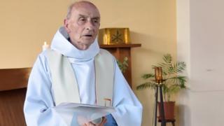 Saldırıda öldürülen rahip Jacques Hamel