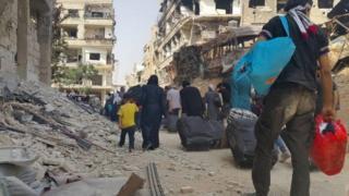 Darayya Syria