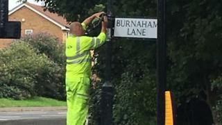 Burnham Lane