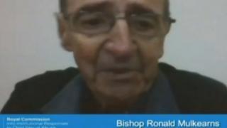 Retired bishop Ronald Mulkearns died, aged 85