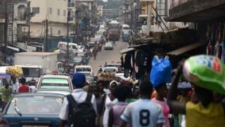 Magaalada Freetown