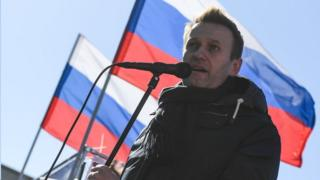 Орусиядагы оппозициялык лидерлердин бири Алексей Навальный