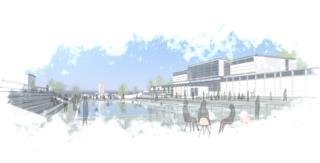Indicative image of how Broomhill could look