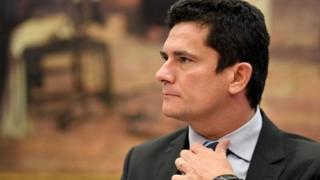 Sergio Moro de perfil
