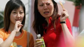 Çinli kadınlar