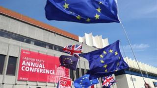 Labour conference: Brexit vote decision sparks anger
