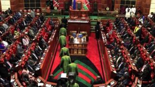 Barlamaanka Kenya