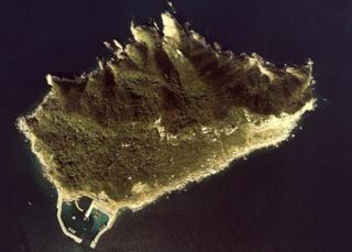 Okinoşima Adası