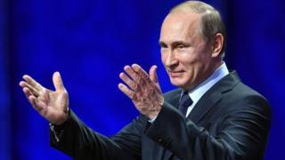 Vladimir Putin aibuka mshindi