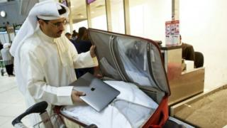 สนามบินคูเวตได้รับผลกระทบจากคำสั่งห้ามนำแล็ปท็อปติดตัวผู้โดยสารขึ้นเครื่องบิน