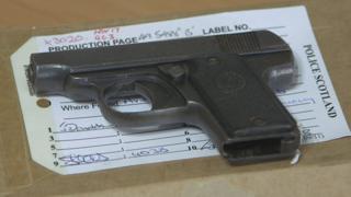 Melior handgun