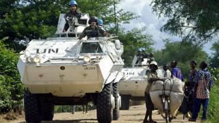 En RDC, la mission des Nations Unies au Congo est secouée par un scandale d'abus sexuels et d'exploitations sexuelles.