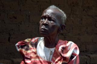 Christine Kakune poses for a portrait