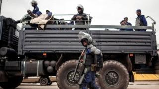 Abasirikare ba leta ya Congo