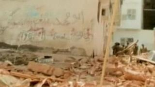 Saudi foiled attack