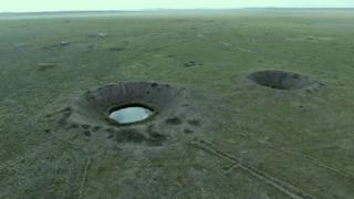 """Vista aérea de """"El Polígono"""""""