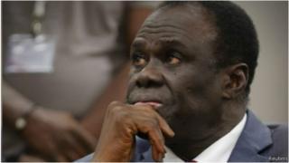 Michel Kafando intumwa idasanzwe ya Onu mu Burundi