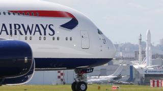Une grave panne informatique a cloué les avions au sol à Londres.