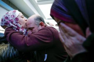 شکاگو میں شامی پناہ گزین