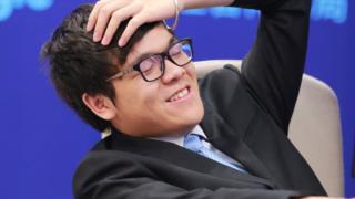 Chinese Go player Ke Jie