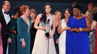 Orange is the New Black cast win SAG award for cast ensemble
