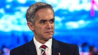 Jefe de Gobierno de Ciudad de México