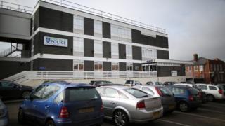Cowley Police Station