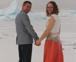 Будущие супруги познакомились 11 лет назад