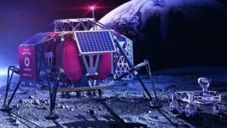 หุ่นยนต์สำรวจจะส่งข้อมูลผ่านเครือข่าย 4G มายังสถานีหลักบนดวงจันทร์ ก่อนส่งกลับมายังโลก