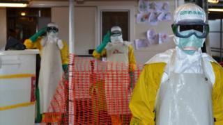 Mkurupuko mbaya zaidi wa Ebola ulitokea 2014-2015 Afrika Magharibi