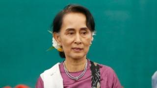 میانمار،آن سان سوچی