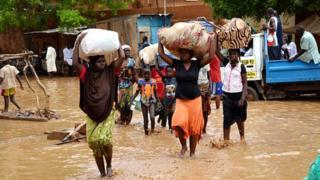 43 personnes ont déjà été tuées depuis juin dont 16 dans la capitale Niamey, selon le directeur de la Protection civile, le colonel Babo.