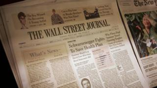 Wall Street gazetesi