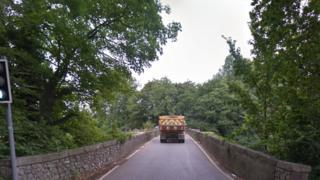 Bridge in Devon