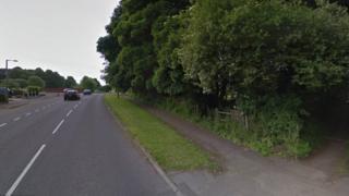 Fordbridge Lane in South Normanton