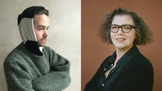 Michael Dean and Mona Hatoum