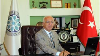 Kayseri Ticaret Odası Başkanı Mahmut Hiçyılmaz