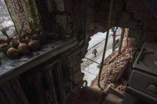 Авдіївка залишається однією з найгарячіших точок на Донбасі