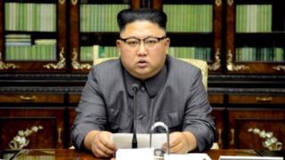 Chủ tịch Bắc Hàn Kim Jong-un