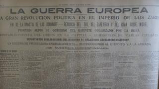 La Nacion (Аргентина) - март 17 1917 год