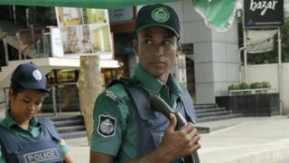 Polisi Bangladesh