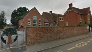 Ecton Village Primary School in Northamptonshire.