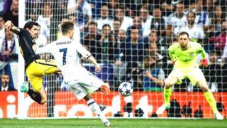 Selon l'international portugais, le match a été plein d'émotion, l'équipe phénoménale et marquer trois buts rend cette soirée très spéciale.