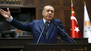 Erdogan, Turki