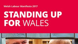 The manifesto's front page