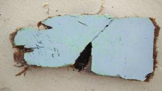 Ймовірні уламки літака MH370