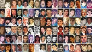 The 96 people who died at Hillsborough