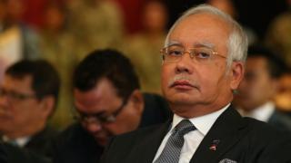 Malaysian Prime Minister Najib Raza