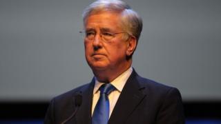 Sir Michael Fallon